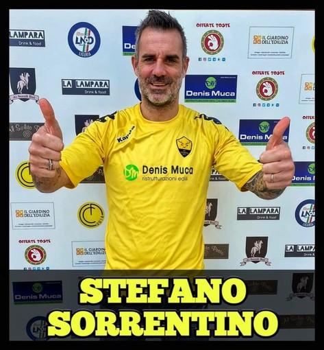 """Calcio: ingaggio 'boom' del Cervo, tesserato Stefano Sorrentino! """"Giocherò come attaccante"""""""