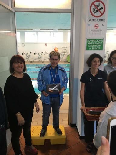 Sport acquatici. Polisportiva IntegrAbili, ottime prestazioni ad Alassio per Sofia Allavena