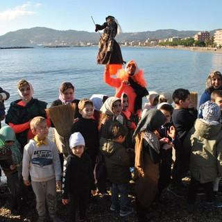 """Sport acquatici. TopKayak asd, 'La Befana vien dal mare' chiude il periodo natalizio: """"Soddisfatti per il grande riscontro ottenuto"""" (FOTO)"""