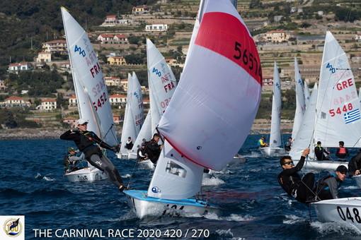 Vela: a Marina degli Aregai di Santo Stefano al Mare, ultimo giorno per la Carnival Race
