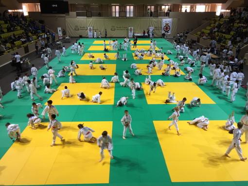 Judo: i risultati del Challenge Albert II° e del 2° torneo Ok Club