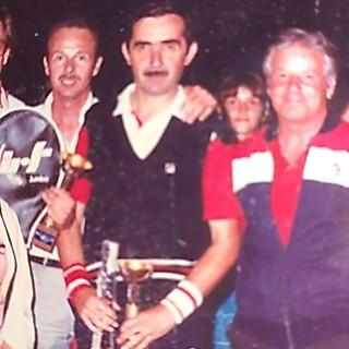 Tennis Club Ventimiglia piange la scomparsa di Eraldo Prantoni