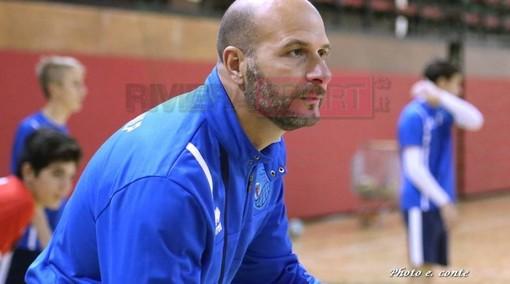 Massimiliano Ciogli, nuovo selezionatore della Rappresentativa di volley Regionale maschile
