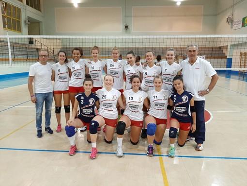Il Golfo di Diana in testa nel campionato di Serie D femminile di volley